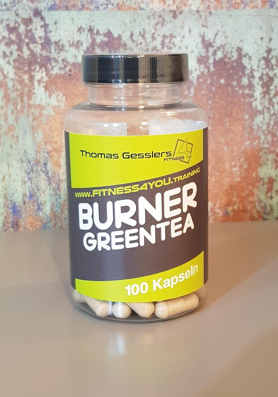 Greentea Burner