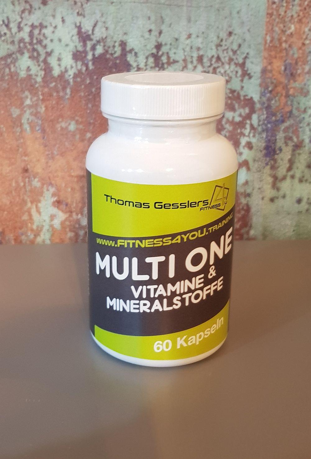 Multivitaminkapseln