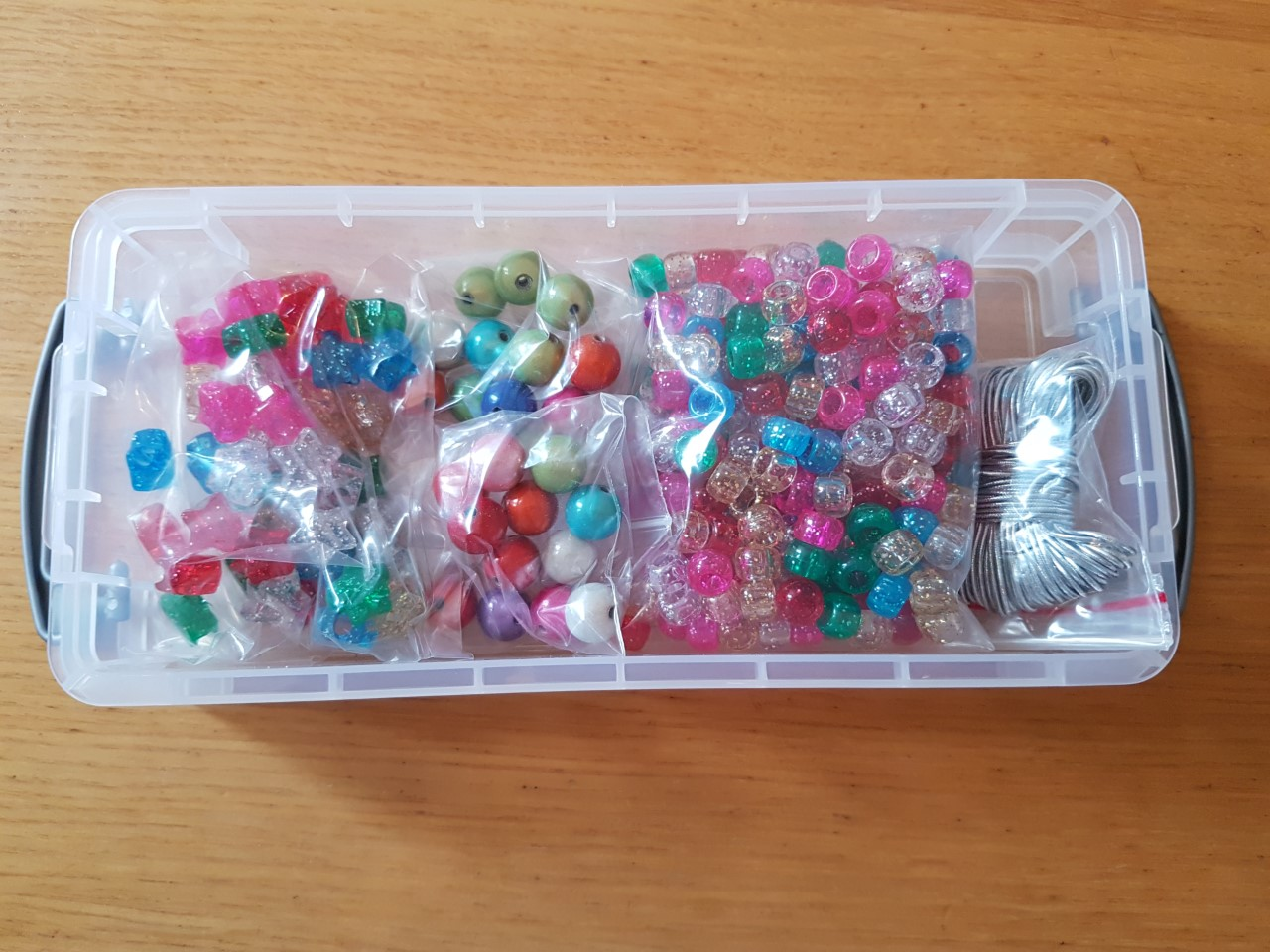 Glitter Bead Kit
