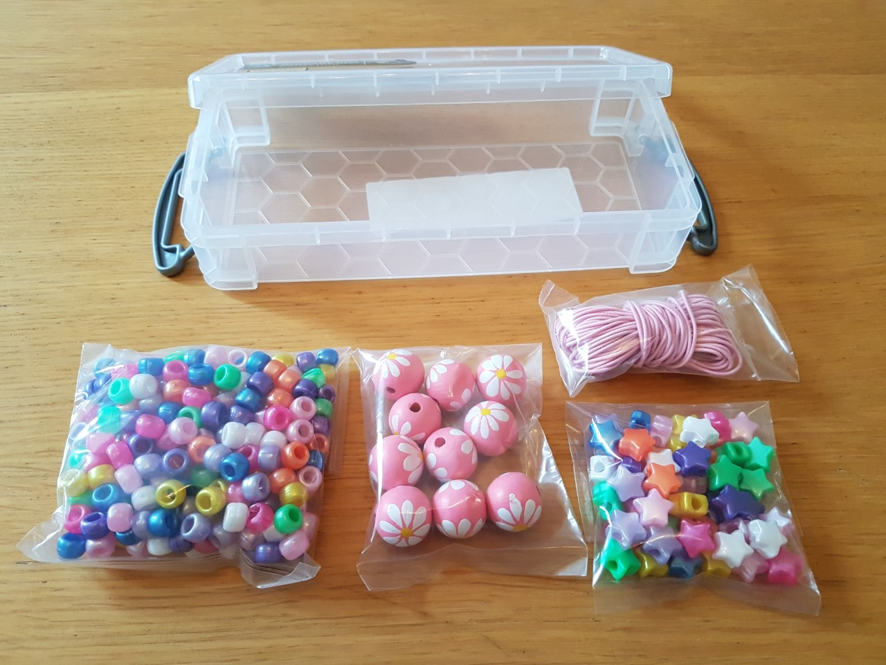 Glow In the Dark Bead Kit