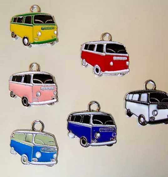 VW Van Charms