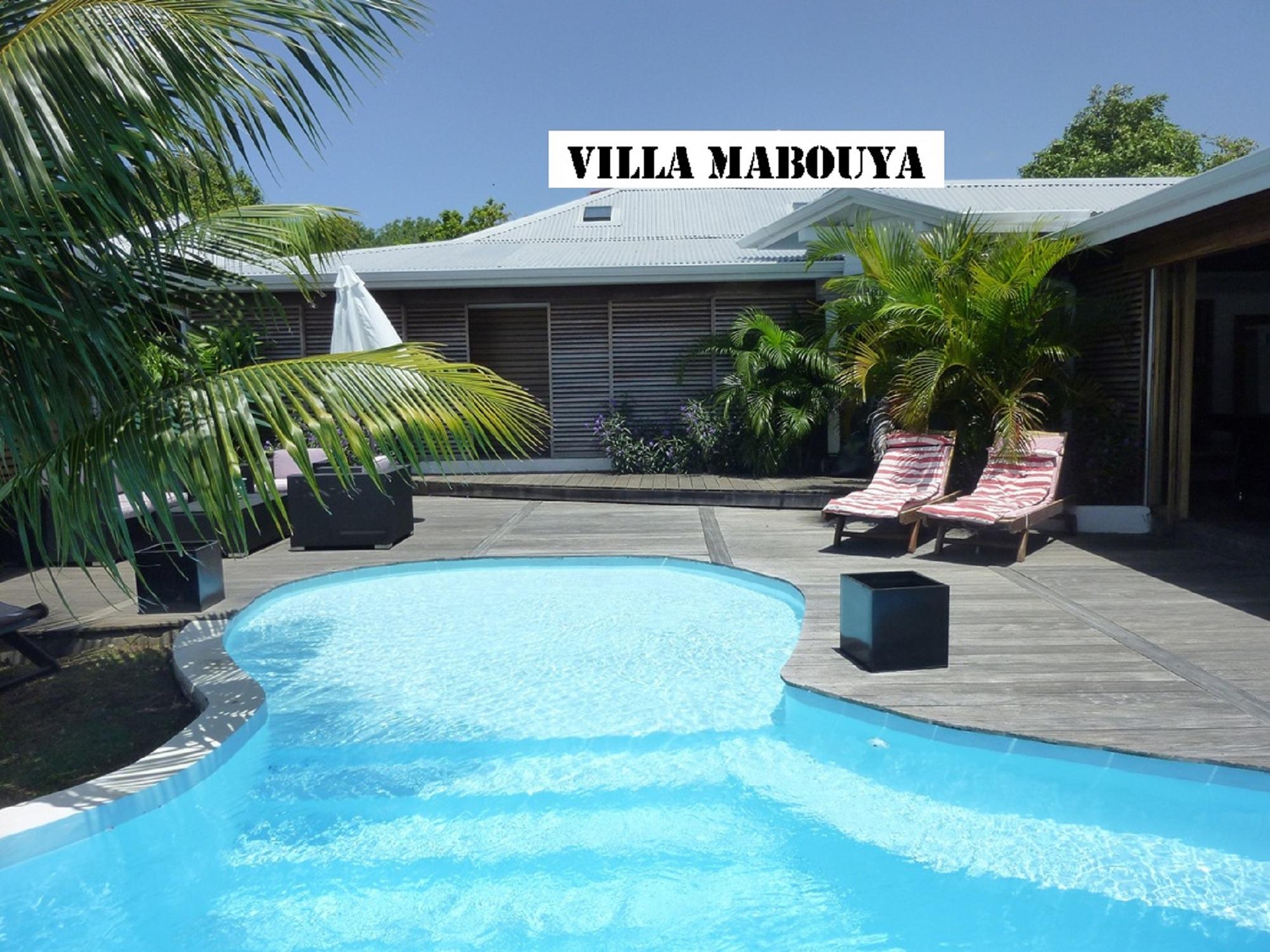 Villa Mabouya 250m2