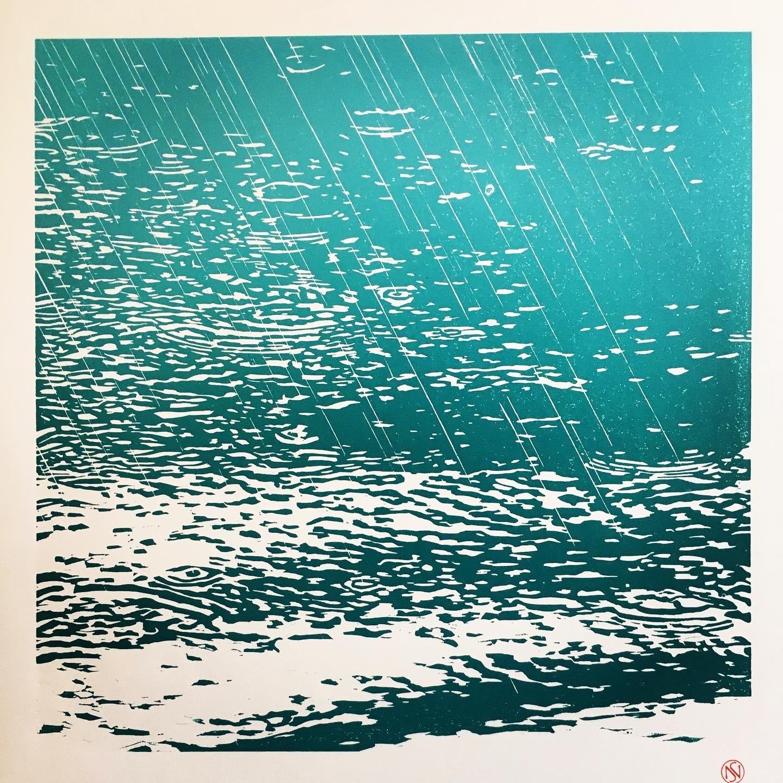 Summer Rain (version 1)
