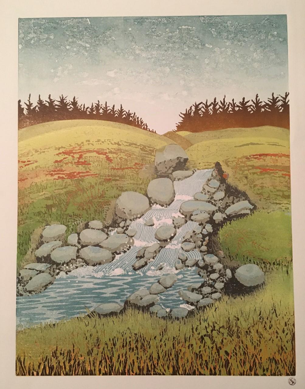 Cairngorm Cascade