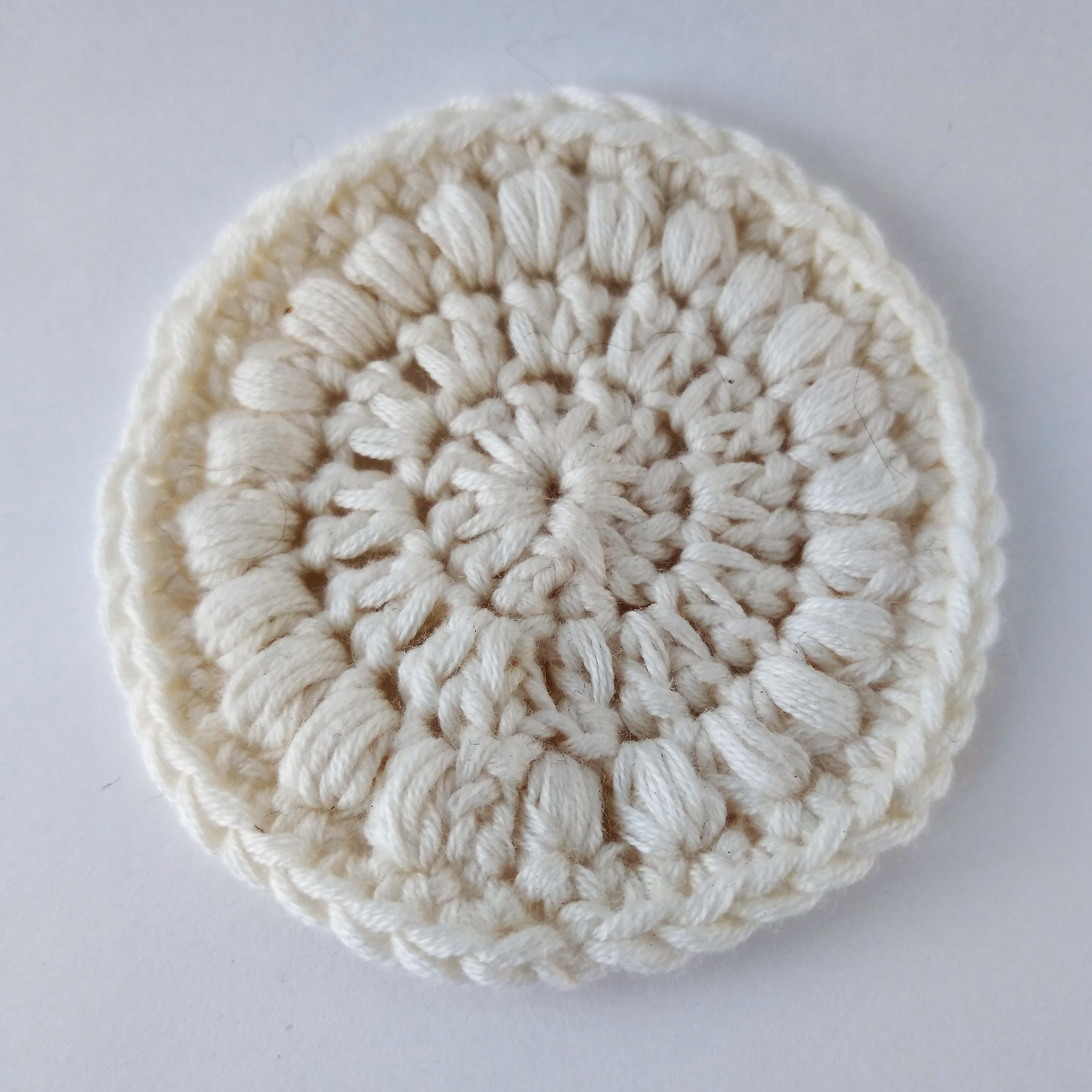 Organic Cotton Cleansing Pads (NEW PRODUCT )