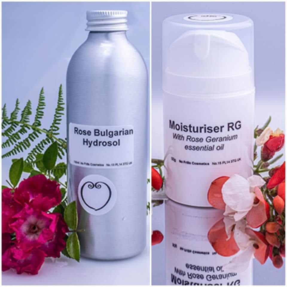 Rose Hydrating Care Duo