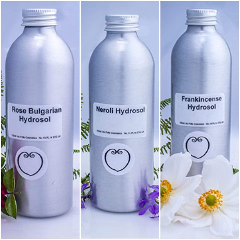 Trio of Hydrosols (100ml x 3)