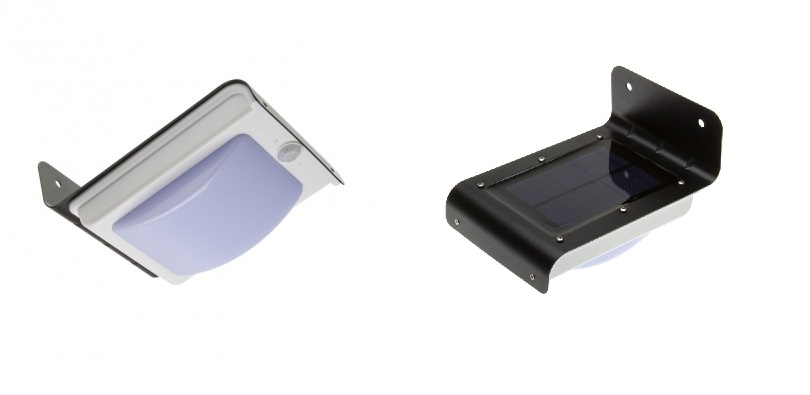 Piscine, Solare LED