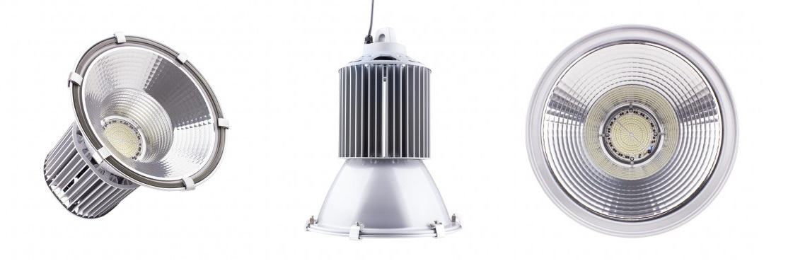 Illuminazione industriale Led