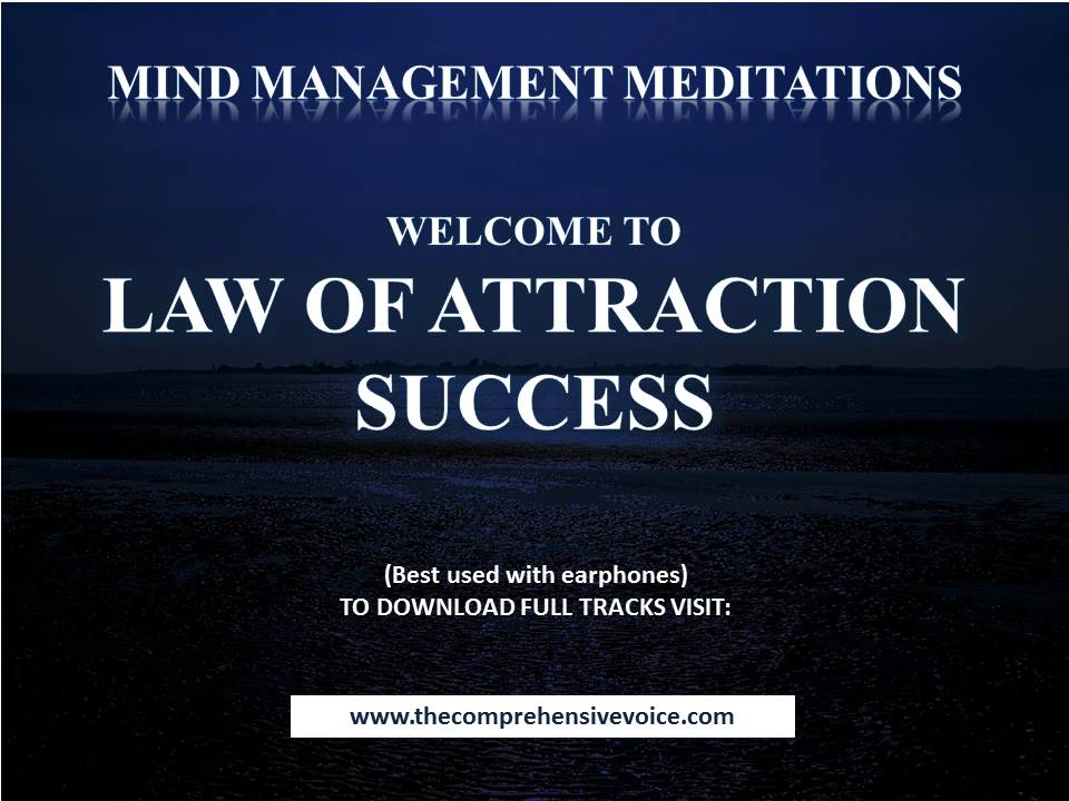Law of Attraction for Wealth and Success