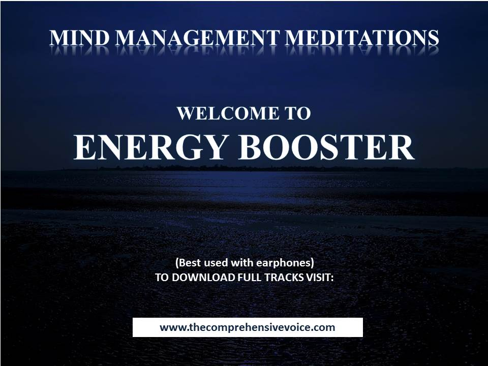 Guided Meditation to Boost Energy