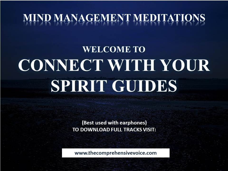 Guided Meditation to Connect with your Spiritual Guides
