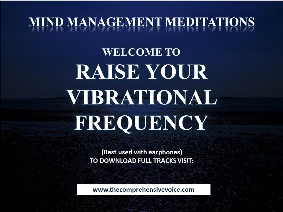 Guided Meditation Law of Attraction to Reach a Higher Vibrational Frequency