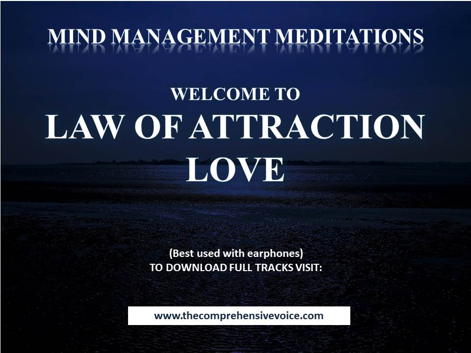 A Guided Meditation for the Law of Attraction - Attracting Love
