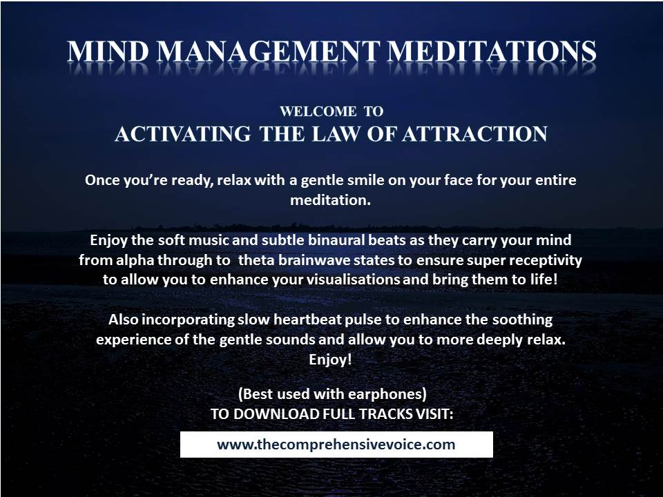 Activating the Law of Attraction