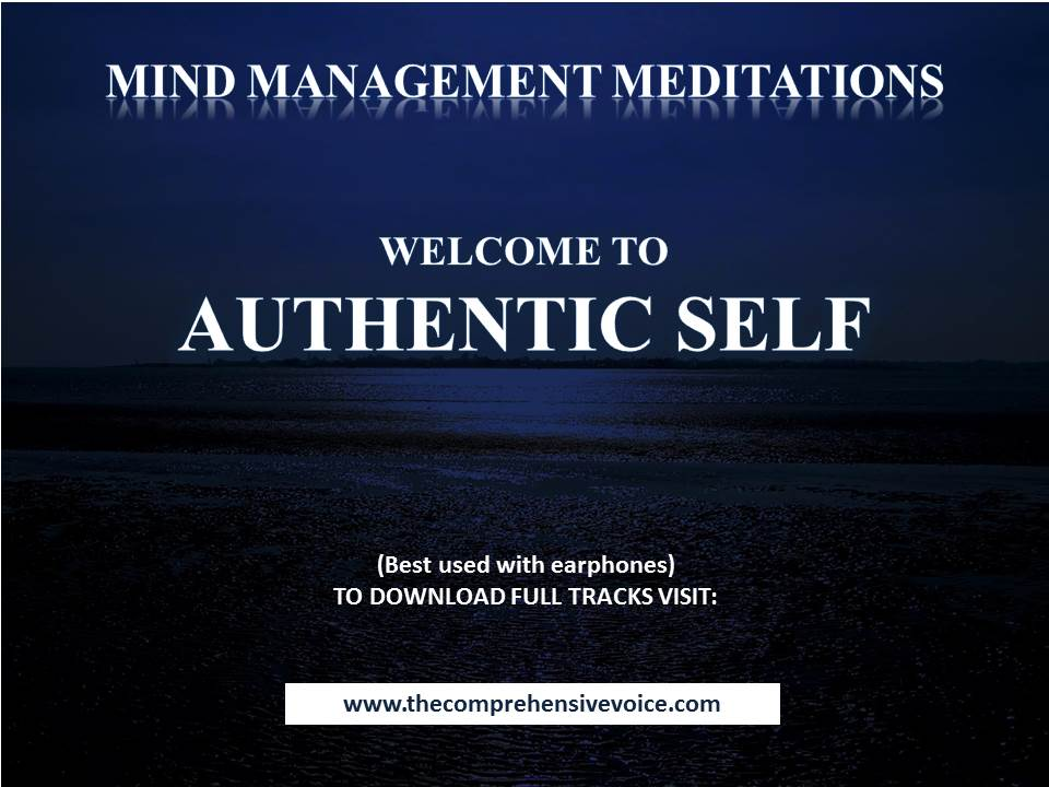 Guided Meditation for accessing the Authentic Self
