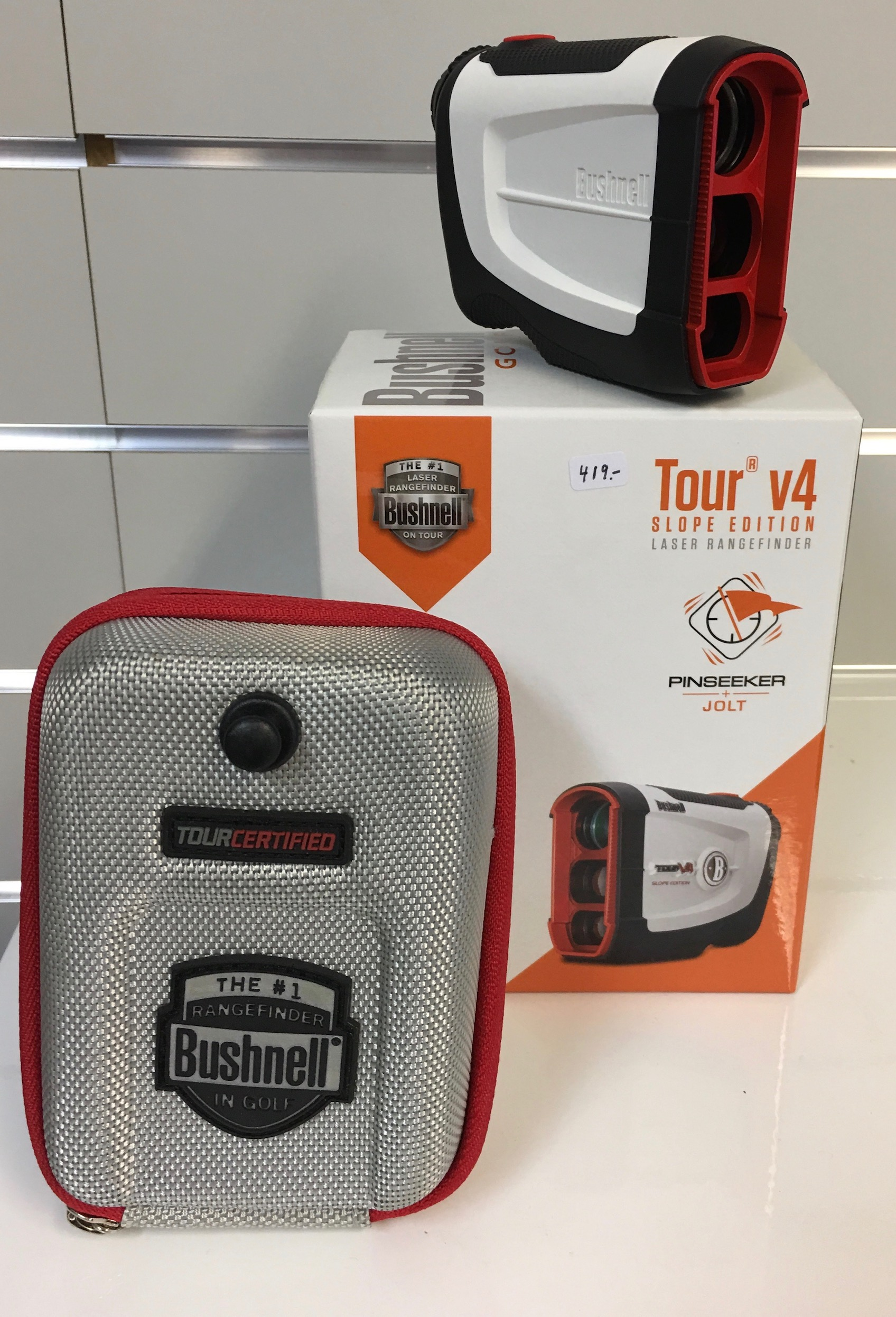 Bushnell Tour v4 Slolpe Edition