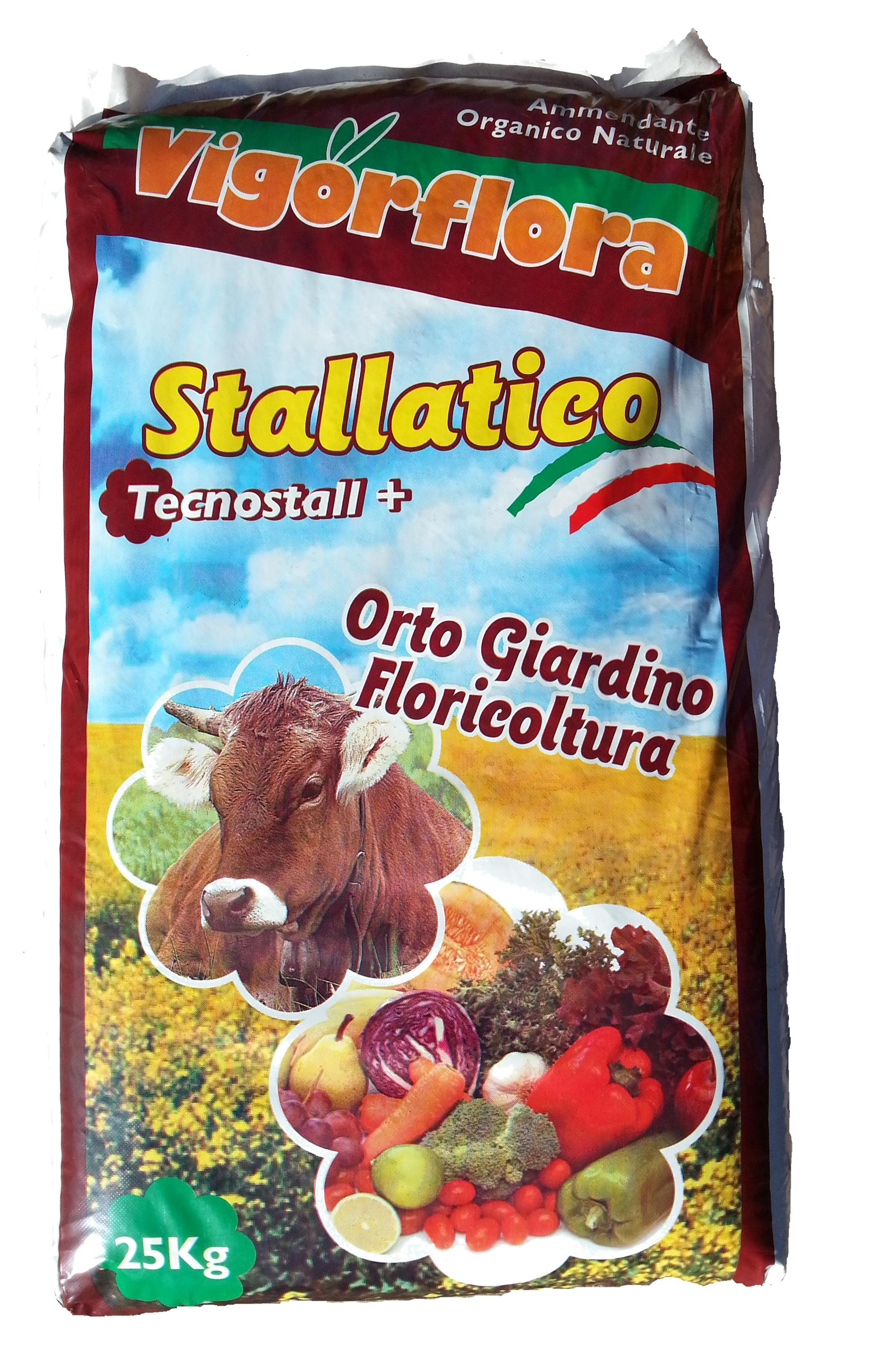 STALLATICO VIGORFLORA 50 LT