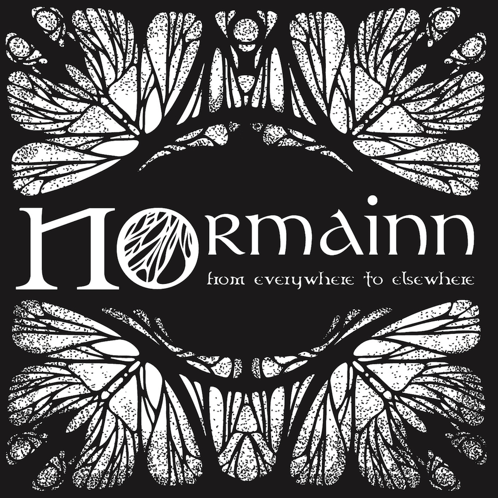 "Normainn - CD ""From Everywhere To Elsewhere"""