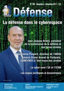 Abonnement Revue Défense 2019-20