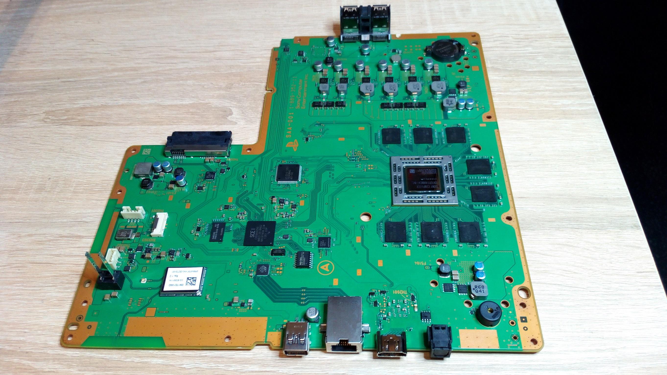 PS4 Blod (Blue Light of Death) Reparatur 32,00€