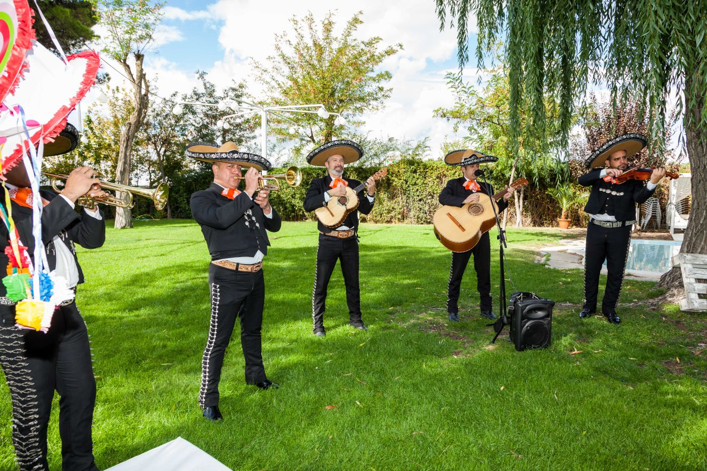 mariachis autenticos en madrid