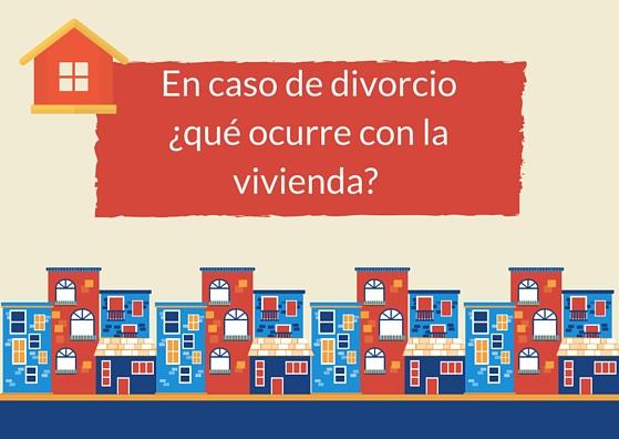 vivienda y divorcio