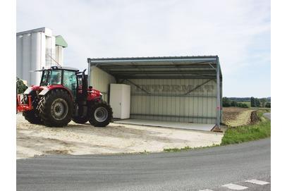 bâtiment agricole en kit 24