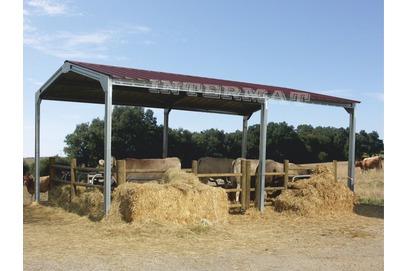 bâtiment d'élevage en kit 24
