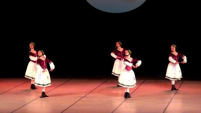 Anastasiya Ballet School Lecco danza 2015
