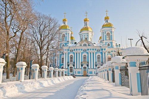 Cattedrale di S. Nicola - San Pietroburgo
