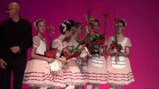 Anastasiya Ballet School alle serate pietroburghes