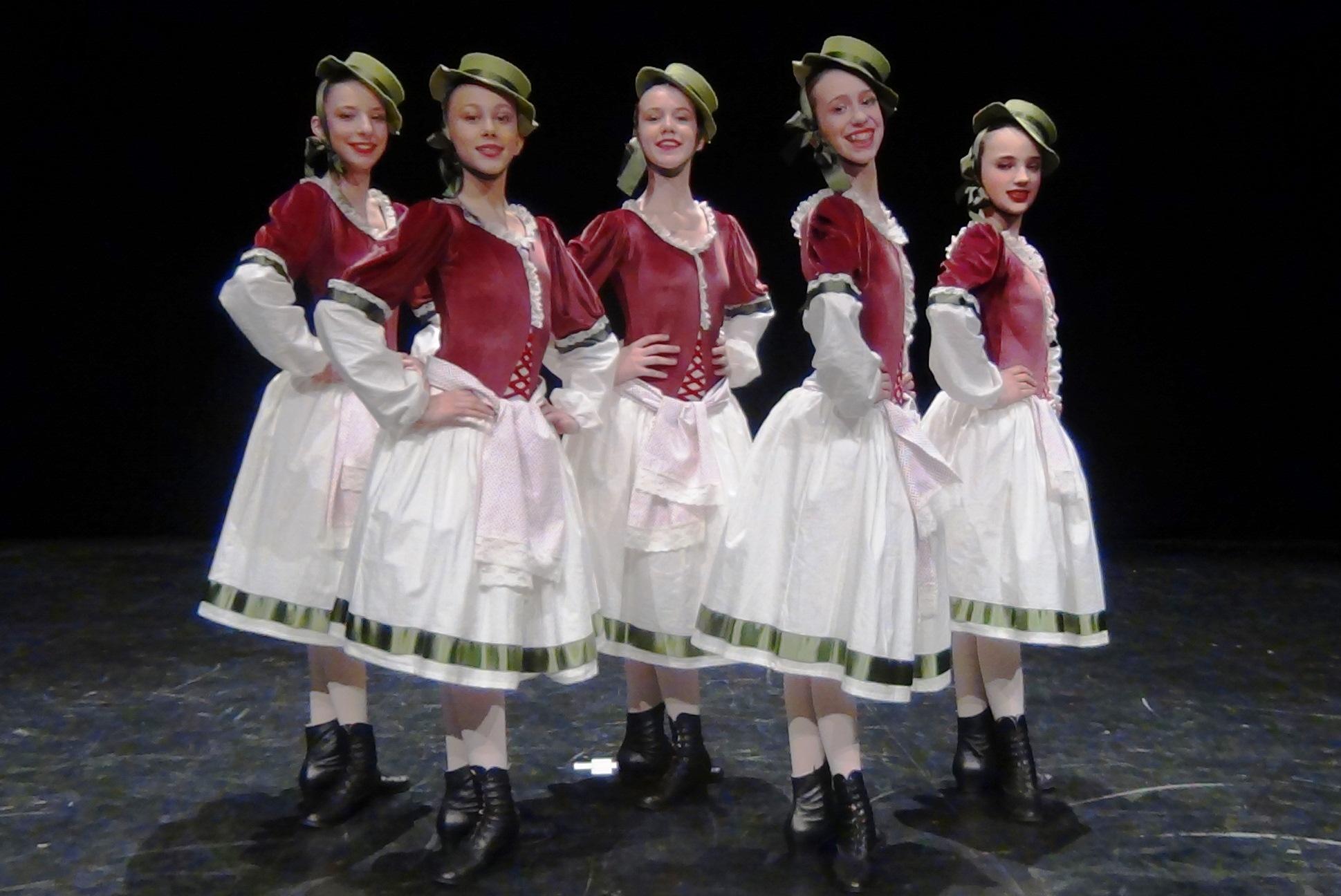 Anastasiya Ballet School Rassegna Bolzano 2015