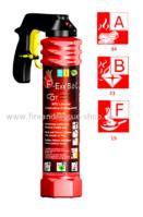 F-Exx 8.0 C Auto-Feuerlöscher - Der Löscher für PKW, LKW und Garage mit Frostschutz