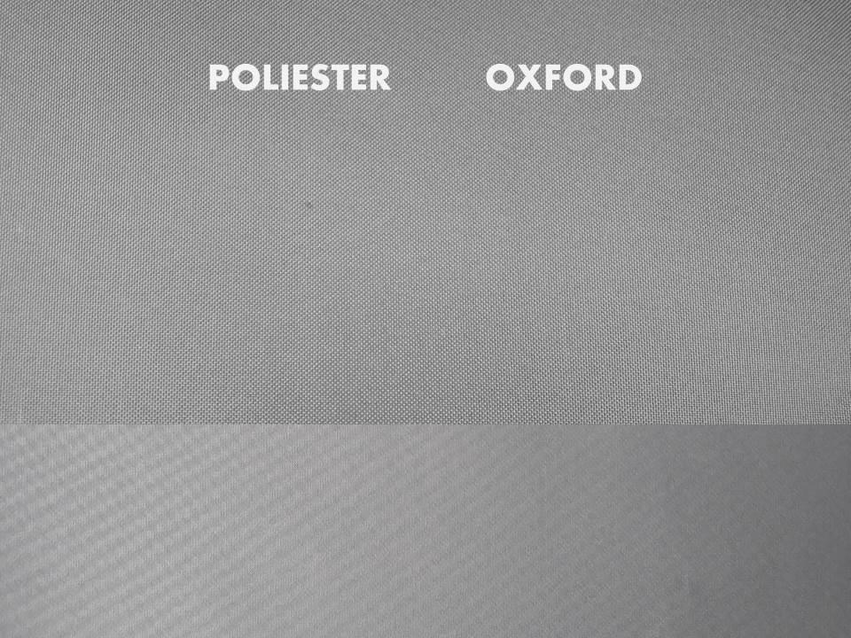 Rollo de tejido poliester OXFORD