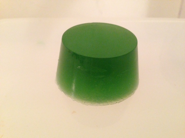 Jabón de glicerina ,aloe vera