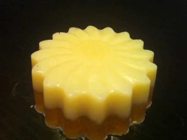 Jabón glicerina de limón
