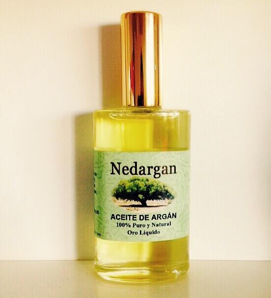 Aceite de Argán con vaporizador 50 ml