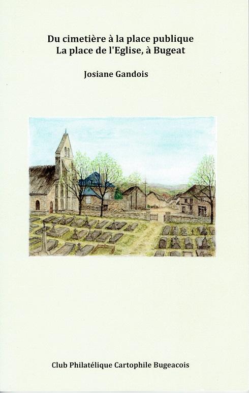 Livre du cimetière à la place publique