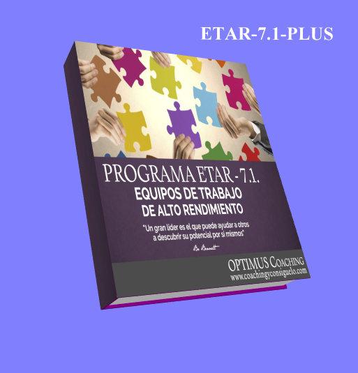 ETAR-7.1 PRO. (TU EQUIPO DE ALTO RENDIMIENTO EN 7 PASOS)