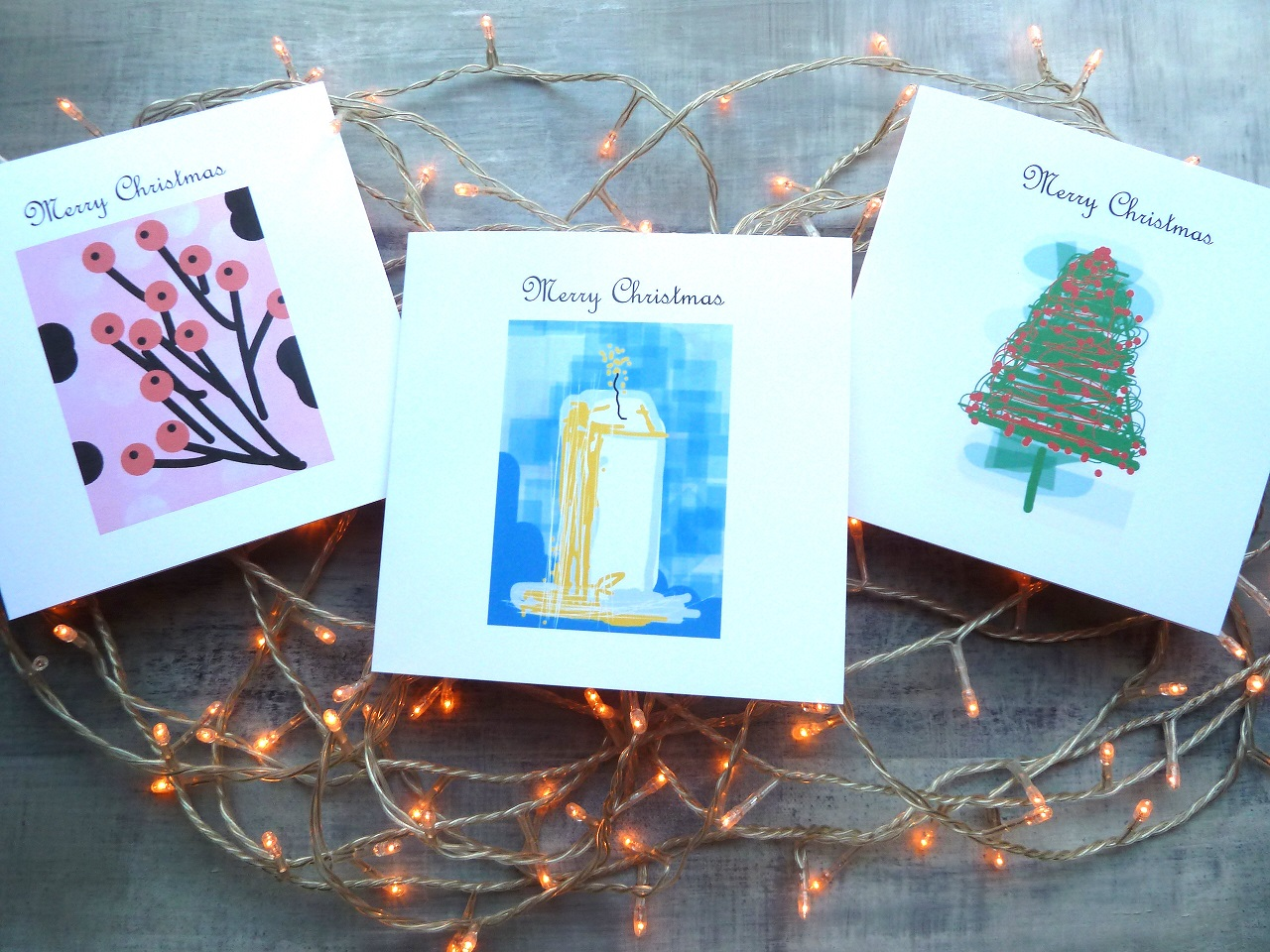 Christmas Cards | Set of 6