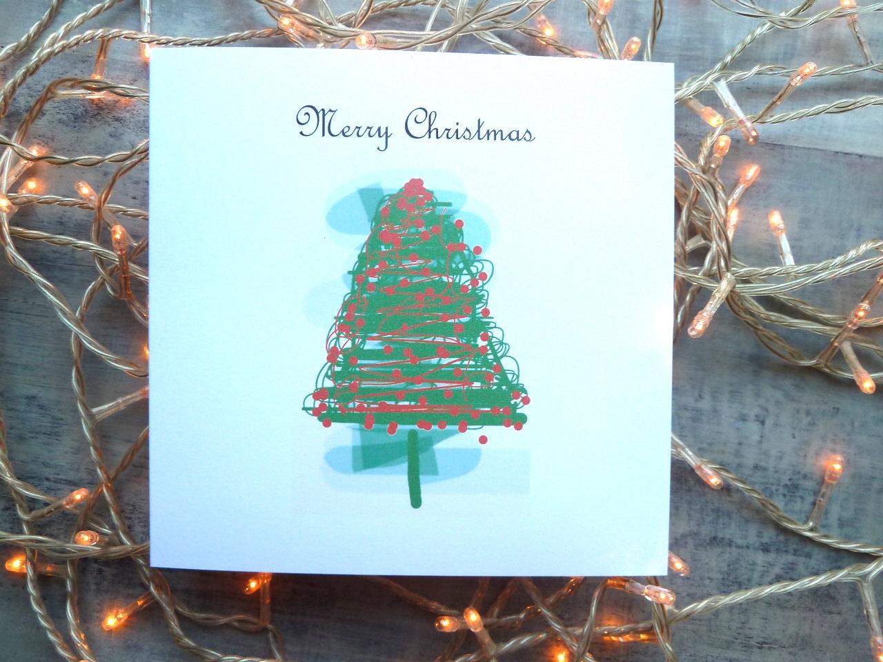Christmas Card | Christmas Tree