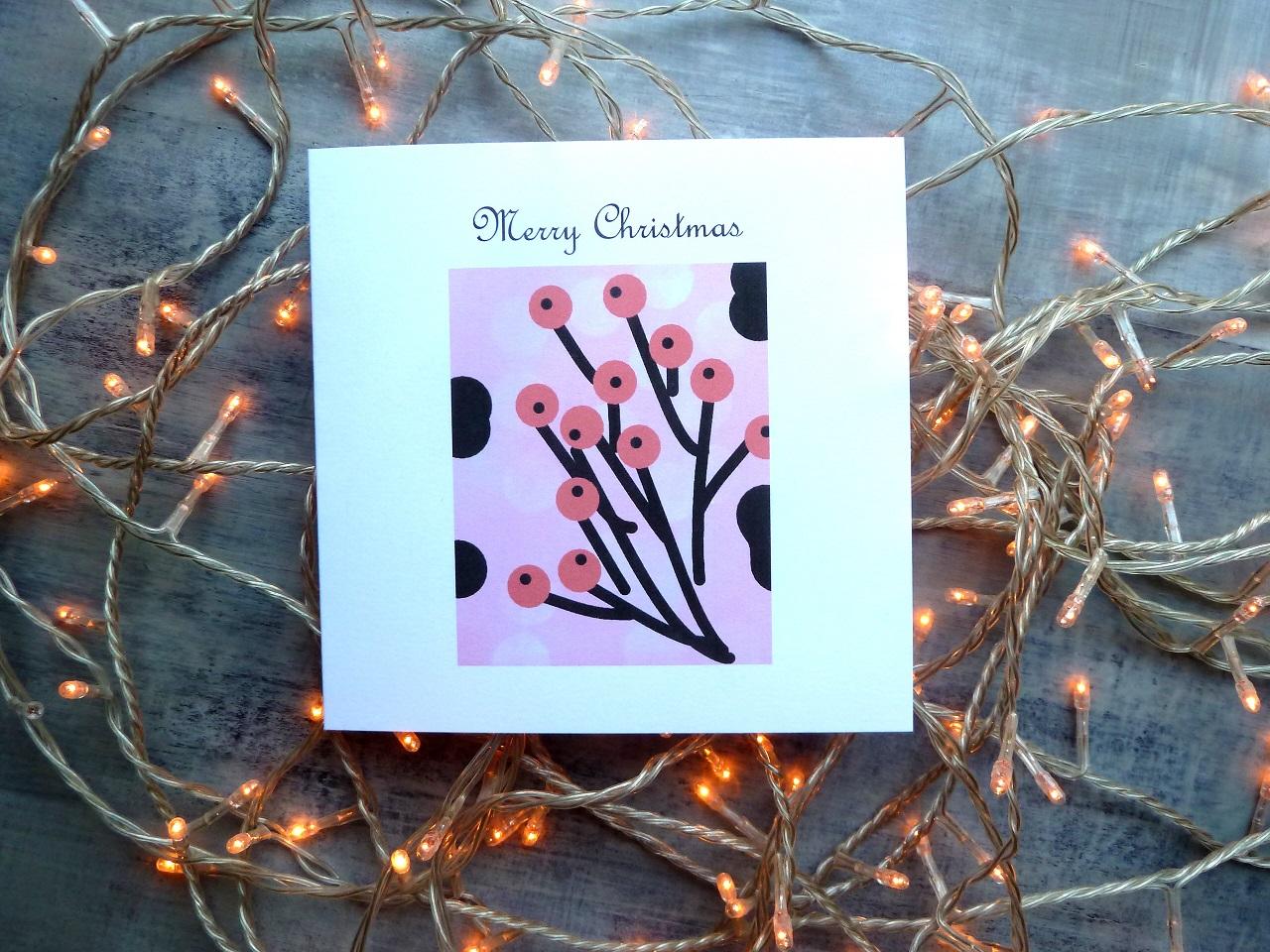 Christmas Card | Christmas Berries