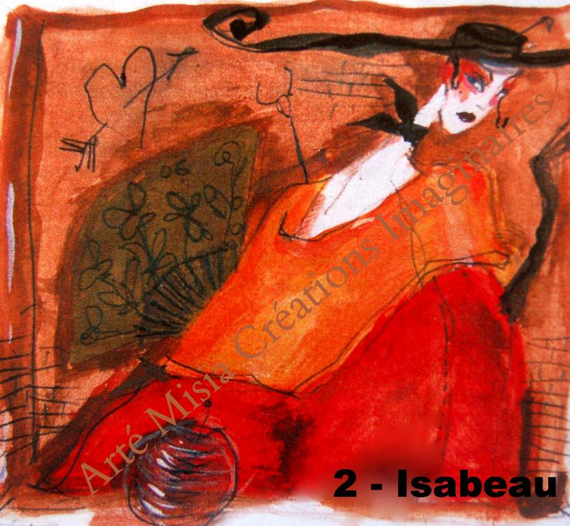 2- ISABEAU 20*20*