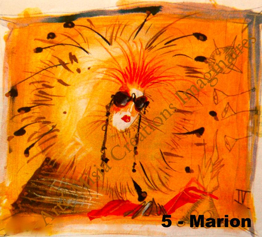 5 - MARION 20*20*  ---- Prix HT ----