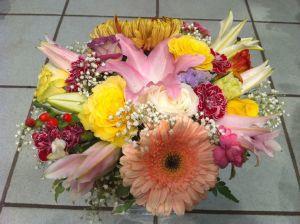 Bouquet Pastel d'amour