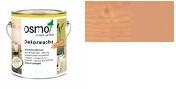 OSMO Dekorwachs Creativ Koralle 3183 transparent/deckend