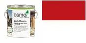 OSMO COLOR Landhausfarbe High Solid in Karminrot 2311