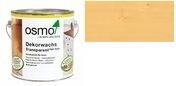 OSMO Dekorwachs Transparent Savanne 3127 auf Fichte