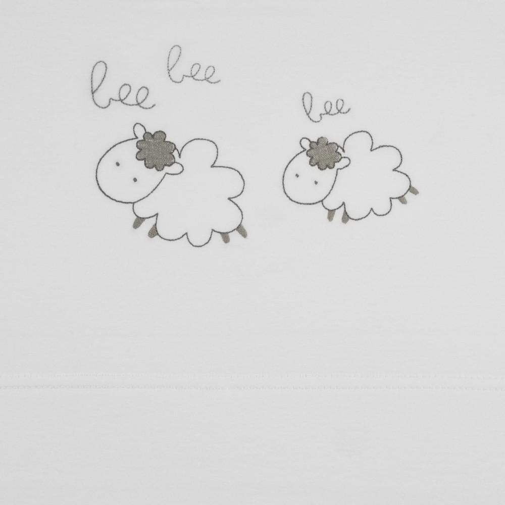 Sabanas coche ovejas